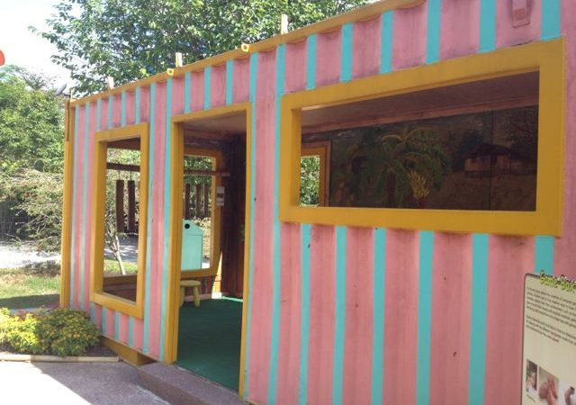 Safety Tips for Shipping Container Playhouse