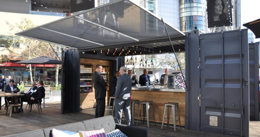 Shipping Container Retail Ideas Container Professionals Inc